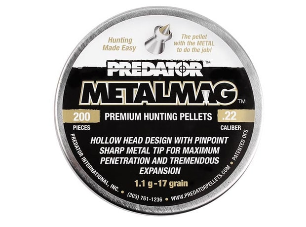 Diabolky Predator MetalMag 5,5mm 200ks
